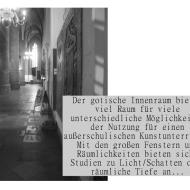 Die Nikolaikirche als außerschulischer Lernort 3