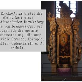 Die Nikolaikirche als außerschulischer Lernort 4