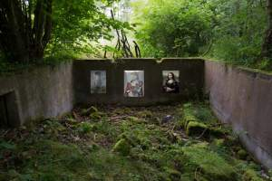 Ruin-Zwischenwand