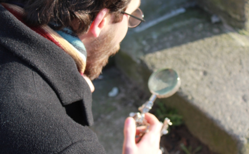 Die Spurendetektive – Entdecke die Spuren derStadt