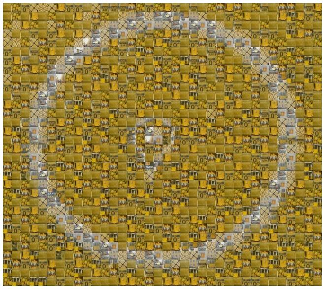mosaik lissabon